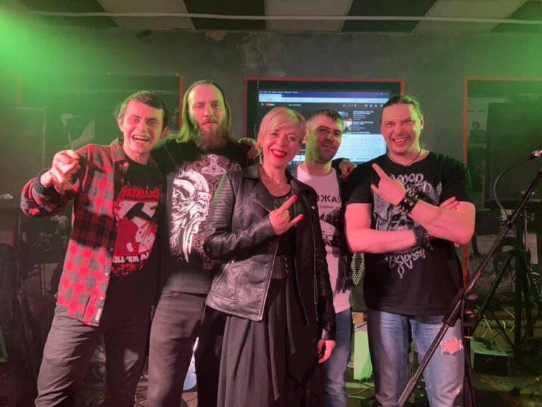 Концерт в рок-клубе Madisan (Кривой Рог)